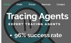 Expert people tracing agents